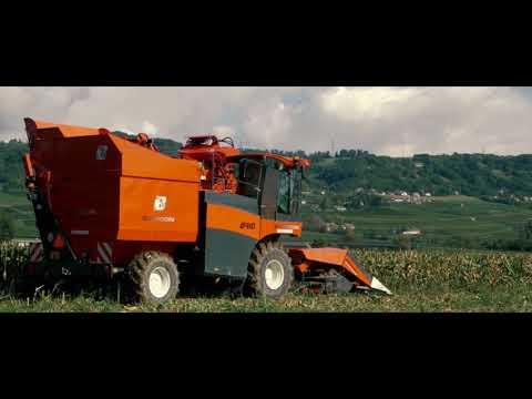 Reportage sur la  production Suisse de maïs | ASS-Agri