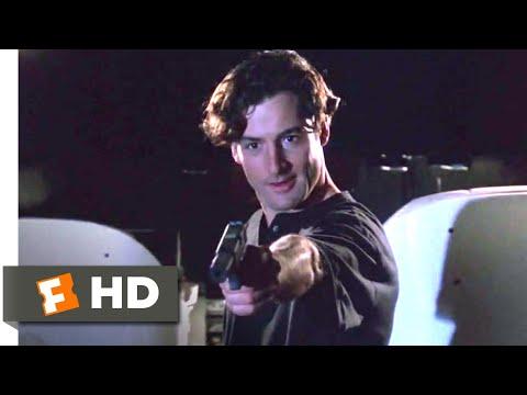 The Net (1995) - Captain America Scene (4/10) | Movieclips