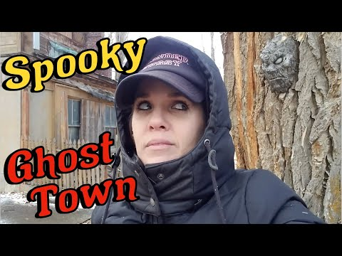 Paradise Valley Spooky Ghost Town