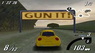 Top Gear Overdrive (Nintendo 64 Gameplay)