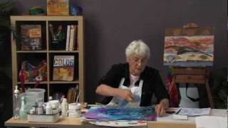 Collage Art Techniques with Nita Leland