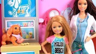 Barbie • Wypadek na basenie  • bajka po polsku