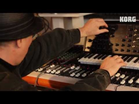 Korg All Access: Andrew Innes of Primal Scream and the MS-20 mini Analogue Synthesizer