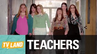 teachers new series official trailer   produced by alison brie   tv land