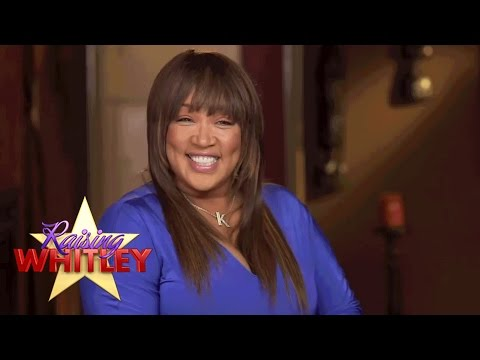 Kym Gets a Knee-Buckling Kiss from Actor Shemar Moore | Raising Whitley | Oprah Winfrey Network