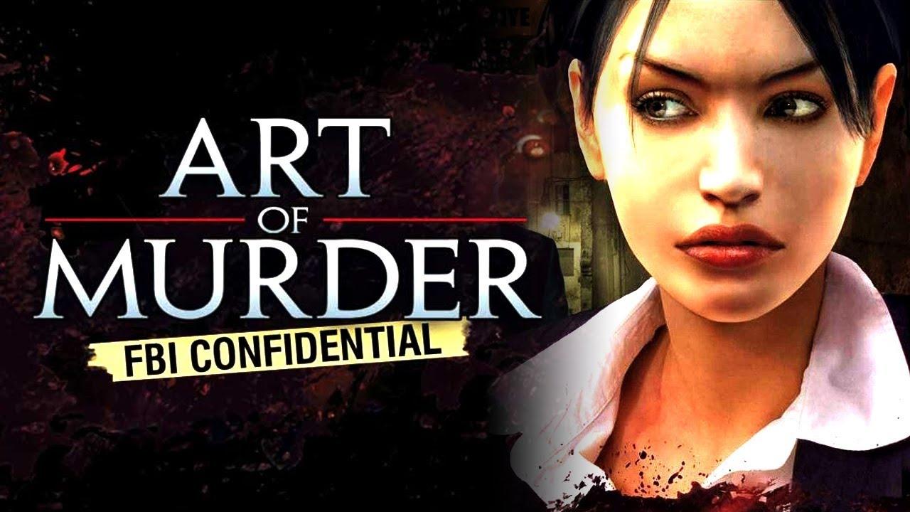 Art of Murder – FBI Confidential | Full Game Walkthrough | No Commentary