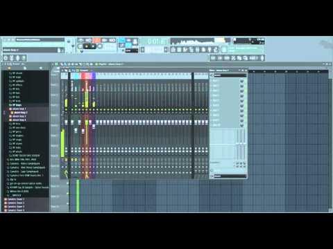 FL Studio Sesh #4 Making a Beat