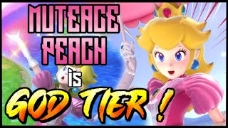 MUTEACE PEACH is GOD TIER! | #1 Peach Combos & Highlights | Best Peach Player Smash Ultimate