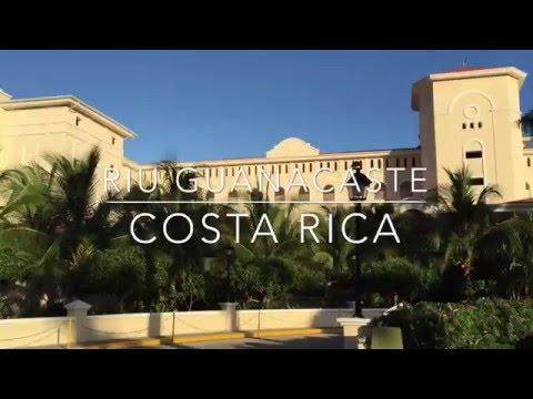 RIU GUANACASTE COSTA RICA DECEMBER, 2015