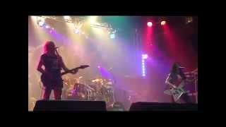 Nervosa - Urânio em Nós (Live at Carioca Club w/ Exodus)