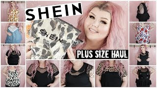 Shein Plus Size Try On Haul | May2019
