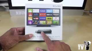 Equiso Smart TV Unboxing