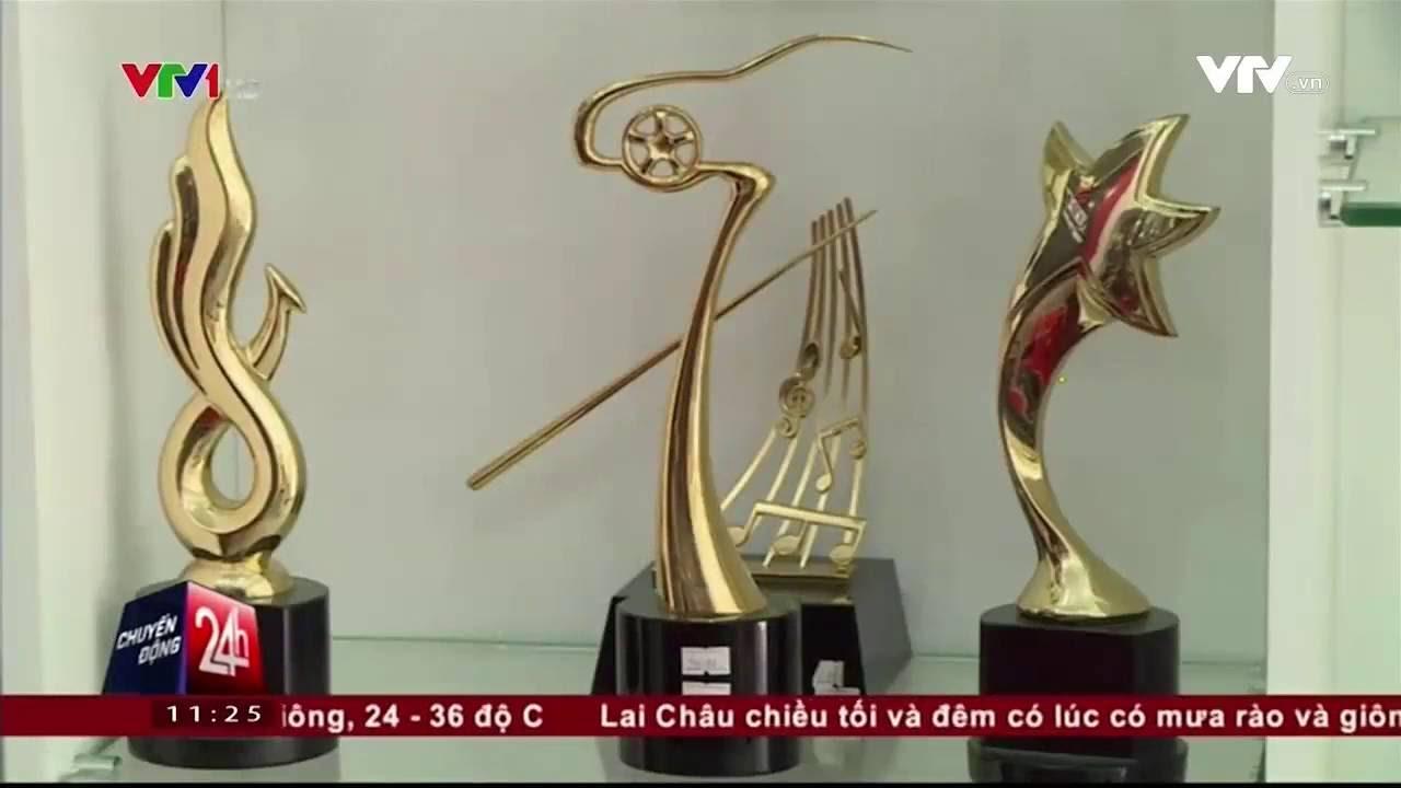 BẤT THƯỜNG GIẢI THƯỞNG VINH DANH DOANH NGHIỆP   VTV24