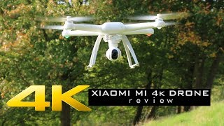 Xiaomi MI 4K drone REVIEW - THE BEST 4K DRONE for under £330?
