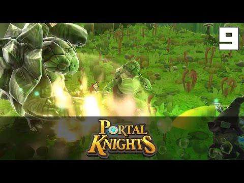 PORTAL KNIGHTS - Let's Play Portal Knights / Portal Knights Gameplay - Part 9