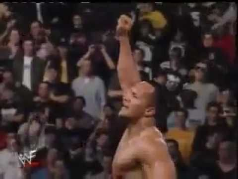 The Rock Theme Song 2001-2002 Official Video - If You Smell