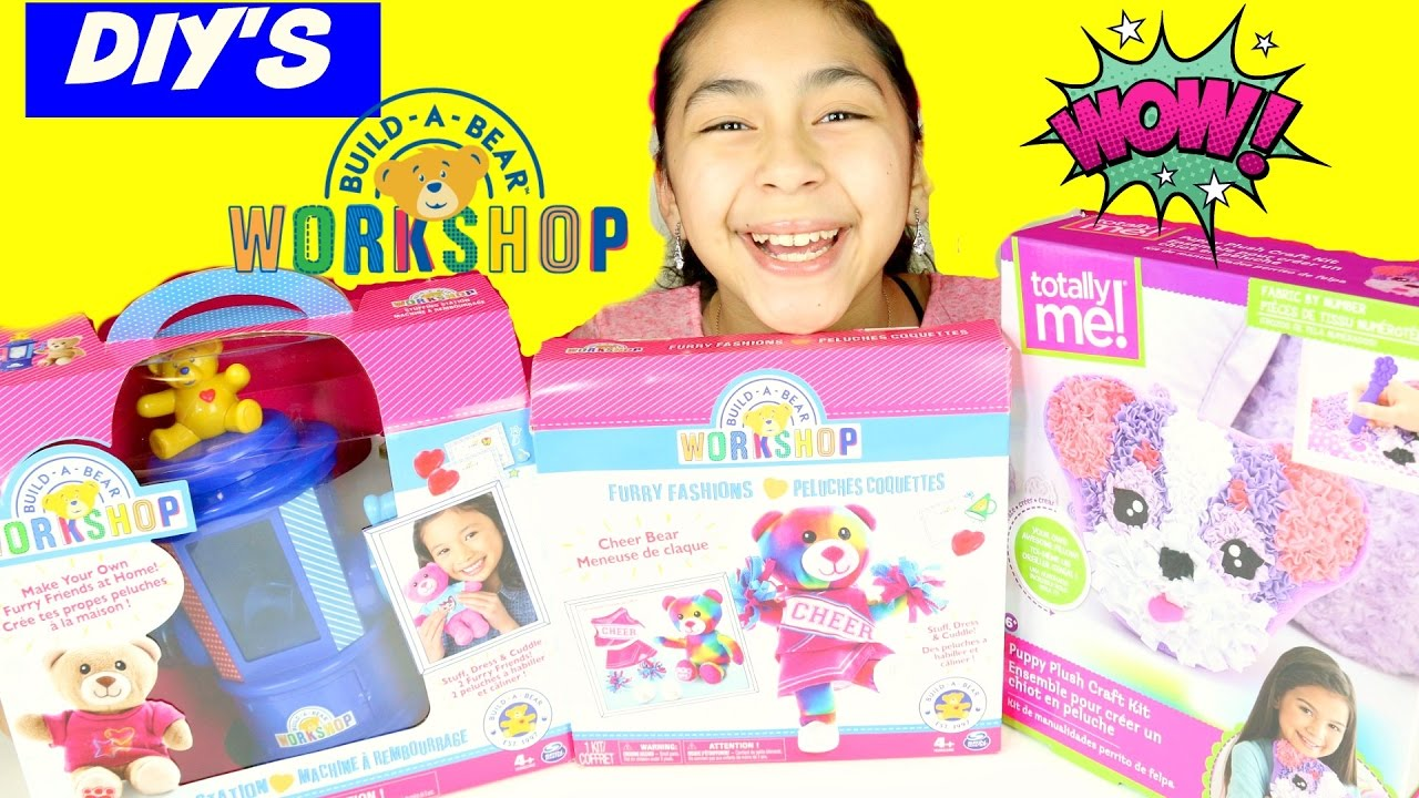 Build A Bear Puppy Kit