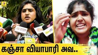 Vanitha recent Pressmeet ரவுடிங்க கூட தொடர்பு இருக்கு – வனிதா வக்கீல் அதிரடி குற்றச்சாட்டு | Vanitha recent Pressmeet