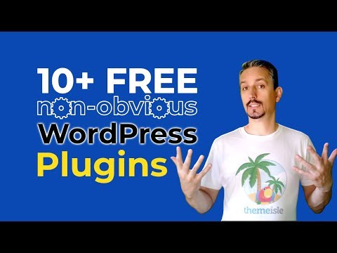 10+ FREE WordPress Plugins For Any Website