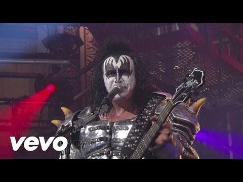 Kiss - Deuce (Live On Letterman/2012)