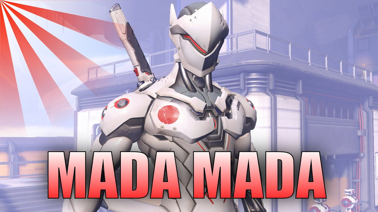 Mada Mada Overwatch Youtube It's almost always better to damage boost the genji because the kill gives him a dash reset to escape with his low health. mada mada overwatch