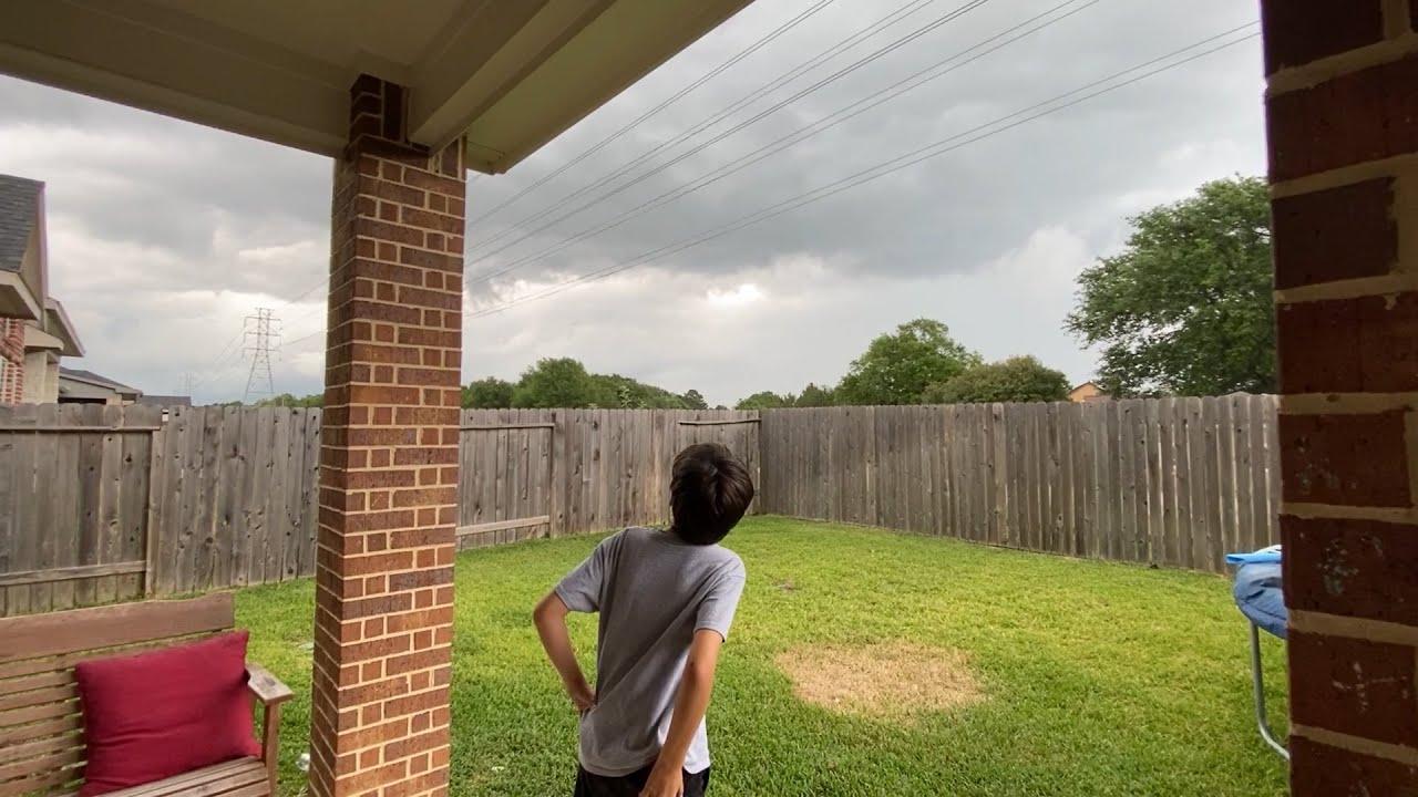 Good Old Storm Vlog ⚡⛈️