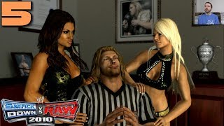 WWE SmackDown vs. Raw 2010: Road to WrestleMania #5