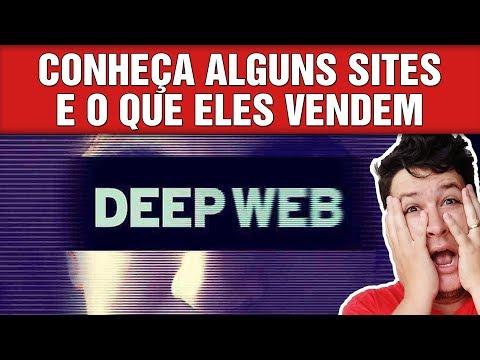Deep Web: O que dá para Comprar? Quais Sites Existem? (#766 - Notícias Assombradas)