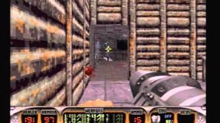 Duke Nukem (PS1) E1 L2: Red Light District (Come Get Some)