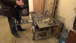 Многофункциональный деревообрабатывающий станок FDB MLQ343. Multi-function woodworking machine.(Мой сайт #самоделкин : http://samodelkin.hl.ua/ Мой канал о покупках в Китае #KitaiChina : https://goo.gl/jzUM9l Партнерская программа:..., 2013-11-05T13:11:25.000Z)