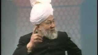 Liqa Ma'al Arab 6 March 1996 Question/Answer English/Arabic Islam Ahmadiyya