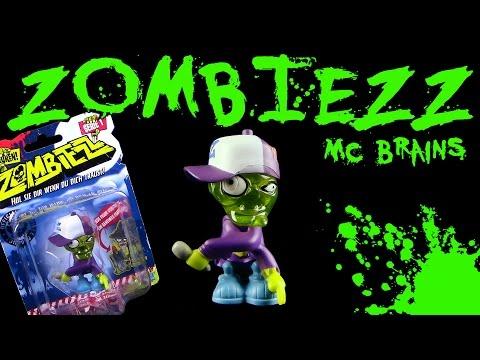 Sammelfigur Zombiezz Serie 2  The King