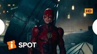 Liga da Justiça - Barry Allen é o Flash   Spot Legendado