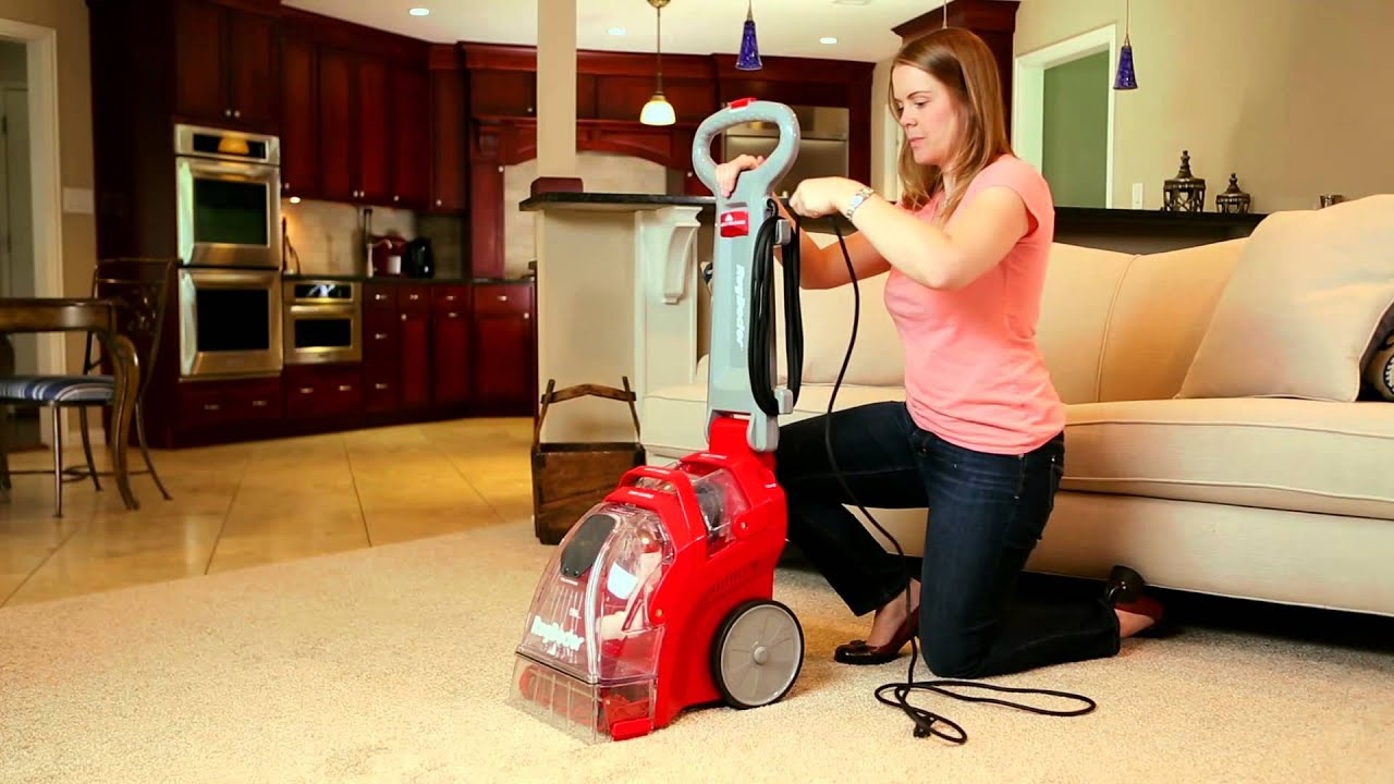 Rug Doctor Deep Carpet Cleaner Cleaning Amp Storing Youtube