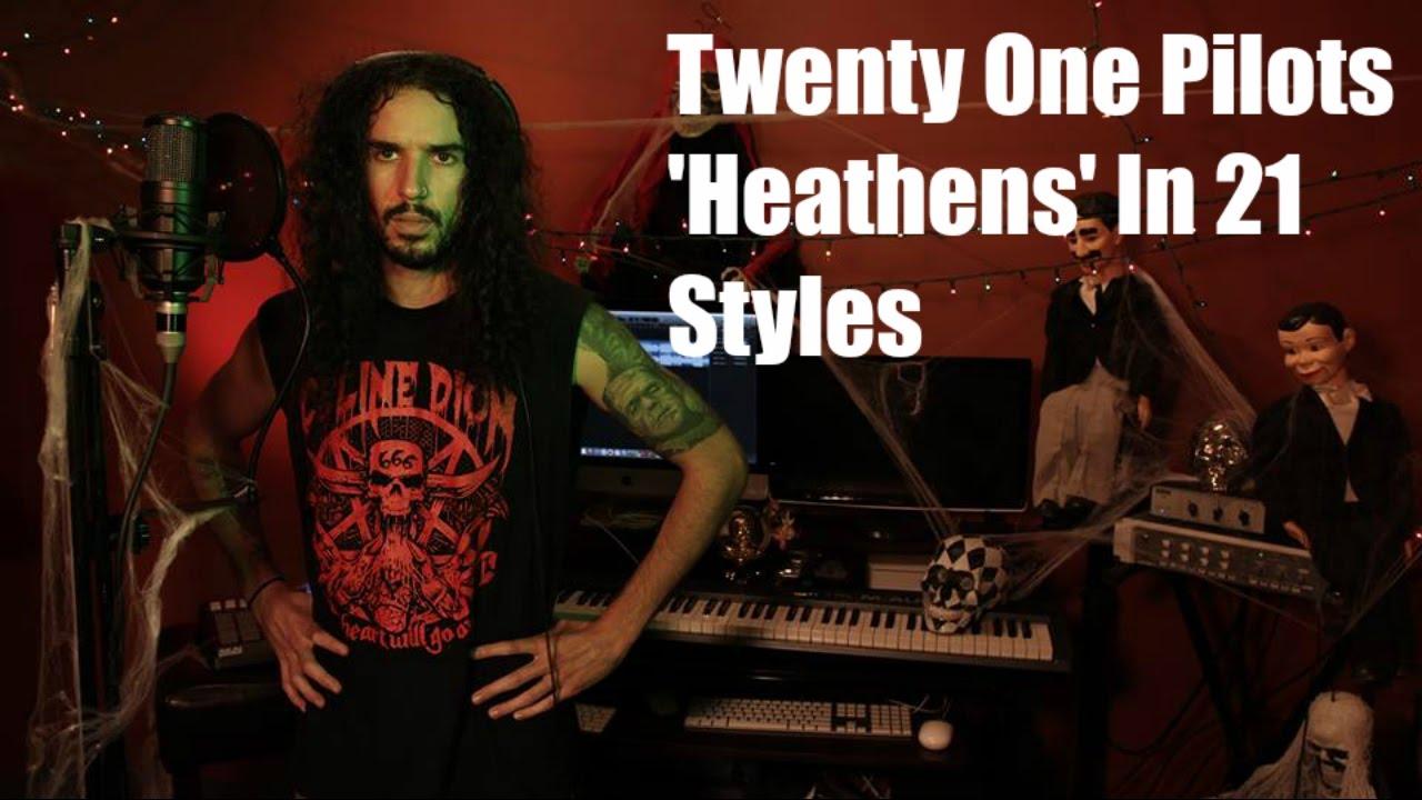 "20 One Pilots Heathens twenty one pilots' ""heathens"" covered in the style of korn"