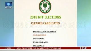 Discussing The Upcoming NFF Elections In Katsina |Sports Tonight|