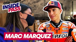 MotoGP 2021 Season Opener 2: Skiing & Sightseeing with Pol & Marc