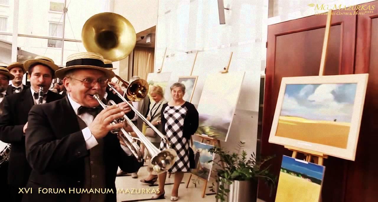 XVI Forum Humanum Mazurkas-Dixie Tiger's Band- Swanee River-niespodzianka w przerwie koncertu