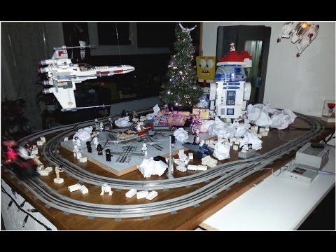 Train lego star wars 2015 youtube - Croiseur interstellaire star wars lego ...