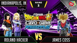 Dragon Ball Super Card Game Gameplay [DBS TCG] Indianapolis Regional Round 3