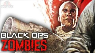 NEW SECRET ON BLACK OPS ZOMBIES ASCENSION POSTER! - BALD GUY ISN