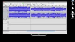 Audacity - Combine Audio Tracks