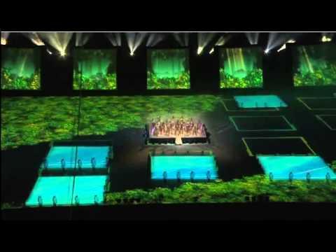 11èmes Jeux  Africains Cérémonie  Brazzaville 2015