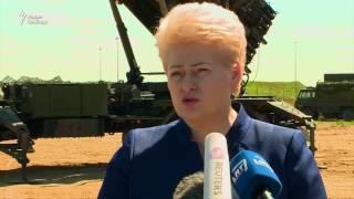 Литва хочет разместить американские ракеты