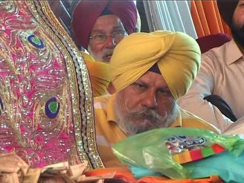 Jassa Singh ramgarhia birthday celebrated at ramgarhia bunga amritsar