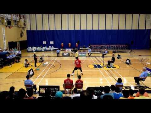 2016-05-28 IBL Div2 Final MD (Mark Dasios vs Hadrian Liu)