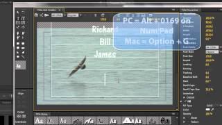 Premiere Pro CS6 Techniques: 38 Titles 6: Rolling Titles