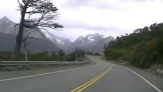 yendo de Ushuaia a Tolhuin