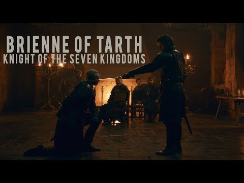 Brienne Of Tarth // A Knight of the Seven Kingdoms