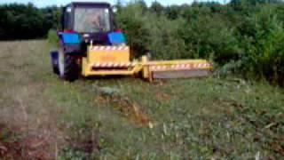 Vesakonraivausta Hi-Tec kelamurskaimella Venäjällä 8 2009